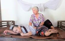 Người đàn ông bị khuyết tật đặc biệt nặng, liệt tứ chi được xã cho thoát nghèo