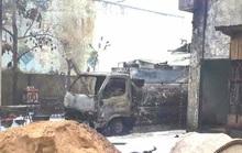 Nguyên nhân vụ cháy xe bồn khiến tài xế chết thảm, 2 người bị thương