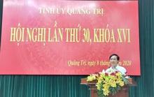 Bí thư Thành ủy Đông Hà được bầu làm Phó Bí thư Tỉnh ủy Quảng Trị