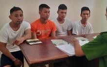 Nảy sinh lòng tham, 4 thanh niên bị hại trở thành tội phạm