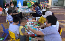 200 con CNVC-LĐ khó khăn tham gia Ngày hội Thiếu nhi