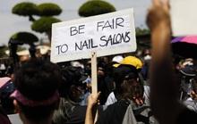 Cộng đồng nail Việt gây sức ép lên chính quyền bang  California