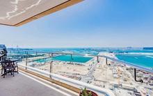 Căn penthouse có nút bấm điều trực thăng của Roger Federer ở Dubai