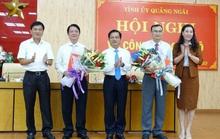 Diễn biến sức khỏe Trưởng ban Tổ chức Tỉnh ủy Quảng Ngãi sau khi đột quỵ