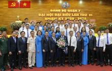 Ông Võ Khắc Thái tái đắc cử chức Bí thư Quận ủy quận 7