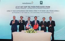 Công ty TNHH AstraZeneca Việt Nam công bố các quan hệ đối tác