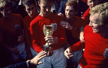 Jack Charlton - huyền thoại tuyển Anh vô địch World Cup 1966 qua đời