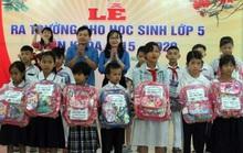 Cần Thơ: Tặng quà cho con CNVC-LĐ vượt khó học giỏi