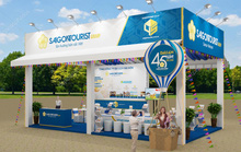Saigontourist Group ưu đãi đến 30% giá tour và các dịch vụ tại Ngày hội Du lịch TP HCM