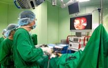 Ca mổ 2 trong 1 giúp bệnh nhân tránh được cuộc đại phẫu