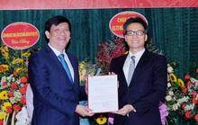 Phó Thủ tướng Vũ Đức Đam nhắn nhủ với tân Quyền Bộ trưởng Y tế Nguyễn Thanh Long