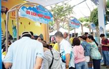 Ngày hội Du lịch TP HCM: Hấp dẫn khuyến mại tại gian hàng Vietravel
