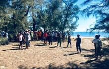 Tổng kết lớp xong đi tắm biển, một học sinh lớp 8 bị đuối nước thương tâm