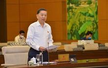 Bộ trưởng Tô Lâm sốt ruột về dự án Luật Bảo đảm trật tự, an toàn giao thông đường bộ