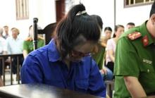 Nữ bị cáo bơm chất độc vào trà sữa đầu độc chị họ cúi gằm mặt tại tòa