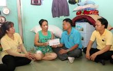 Bình Dương: Sẻ chia với công nhân khó khăn