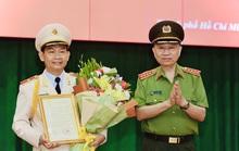 Phó Giám đốc Công an TP HCM Đinh Thanh Nhàn được thăng Thiếu tướng