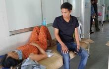 Quảng Nam: Nổ thùng hóa chất bốc mùi hôi khiến 2 người nhập viện
