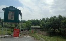 Xã, huyện làm ngơ để doanh nghiệp lấp hàng ngàn m2 đất lúa xây nhà xưởng trái phép?