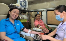 171 đoàn viên tham gia hiến máu tình nguyện