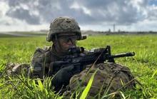 Lính dù Mỹ ồ ạt tập trận đánh chiếm đảo ở Thái Bình Dương