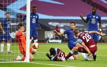 Chelsea thua sốc West Ham, đối mặt ác mộng văng Top 4