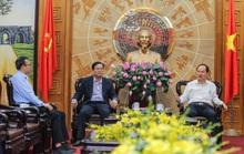 Thanh Hóa và Báo Người Lao Động trao đổi, hợp tác trên nhiều lĩnh vực