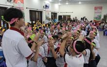 Thiếu nhi TP HCM hào hứng tham gia trại hè Thanh Đa