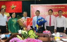 Ông Võ Văn Đức giữ chức Phó Bí thư Quận ủy quận 3
