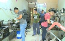 Triệt phá xưởng chế tạo súng quy mô lớn tại đất cảng