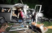Tai nạn thảm khốc trên Quốc lộ 1 qua Bình Thuận: 8 người tử vong