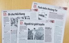 Chiều nay, Báo Người Lao động trao giải cuộc thi viết phóng sự - ký sự và ảnh Nét đẹp lao động