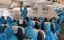 Sân bay Đà Nẵng đón hơn 270 người Việt từ châu Âu về nước