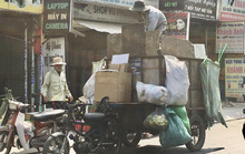 Nan giải với rác thải đô thị