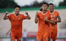 Đánh bại XM Fico-YTL Tây Ninh, CLB Bình Định lọt top 3 Giải Hạng Nhất
