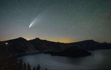 Ảnh, CLIP: Cầu tuyết vũ trụ Neowise 4,6 tỉ năm tuổi rơi khắp Trái Đất