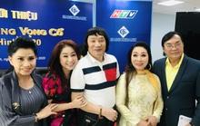 NSND Minh Vương choáng ngợp trước cuộc hội ngộ 15 năm Chuông vàng vọng cổ