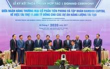 TPBank tài trợ 11.000 tỉ đồng cho các dự án năng lượng táitạo của Bamboo Capital