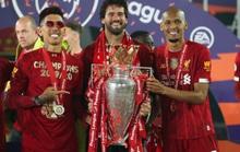 """Sao Liverpool Fabinho bị trộm """"viếng thăm"""" nhà khi nâng cúp vô địch Ngoại hạng Anh"""