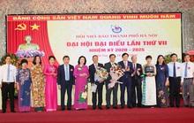 Ông Tô Quang Phán tái đắc cử Chủ tịch Hội Nhà báo TP Hà Nội