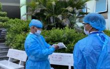 Clip: Khẩn trương khử khuẩn ở khu vực nhà bệnh nhân 418