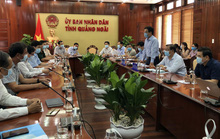 Công bố lịch trình di chuyển bệnh nhân ca 419 Covid-19 ở Quảng Ngãi