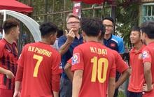 Phù thủy trắng Philippe Troussier chọn 4 cầu thủ trẻ HAGL đang cho CAND mượn lên U19 Việt Nam