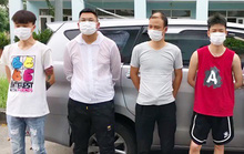 Bắt 5 người Trung Quốc nhập cảnh trái phép trước khi lên máy bay chặng Hà Nội - TP HCM