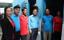 Ra mắt khu nhà trọ văn hóa công nhân