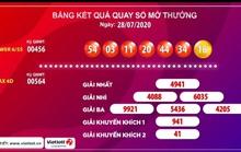 Vé số Vietlott trúng hơn 108 tỉ đồng bán ở Nha Trang