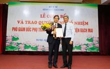 Bộ Y tế bổ nhiệm PGS-TS Đào Xuân Cơ làm Phó Giám đốc Bệnh viện Bạch Mai