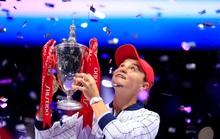 Hủy bỏ các giải quần vợt ở Trung Quốc