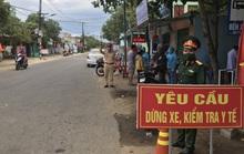 Quảng Nam đang cách ly hơn 1.900 người, chờ kết quả xét nghiệm 351 mẫu