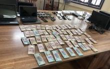 Phá đường dây đánh bạc liên tỉnh hơn 20.000 tỉ đồng